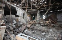 6 мирних жителів загинули вчора при обстрілі в Донецькій області