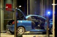 Штаб-квартиру социал-демократов в Берлине протаранил автомобиль