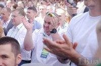 Партия Зеленского начала публиковать списки своих кандидатов по мажоритарным округам