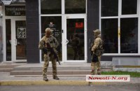 У Миколаєві проводять 90 обшуків у депутатів і бізнесменів (оновлено)