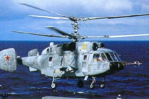 У Балтійському морі розбився російський військовий вертоліт Ка-29