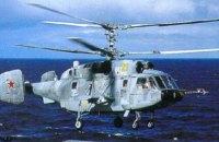 В Балтийском море разбился российский военный вертолет Ка-29