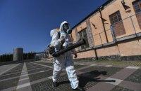 Коронавирус в Украине подтвердили еще у 406 человек