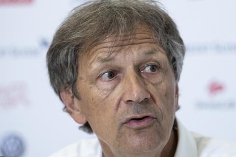 Президент Швейцарского футбольного союза заявил о невозможности сыграть с Украиной в 2021 году