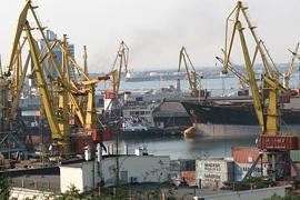 В украинских портах процветают рэкет и бандитизм