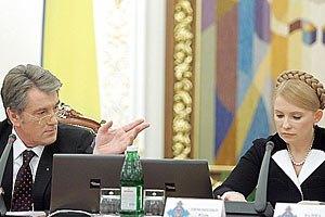 Ющенко: запасов газа хватило бы до мая