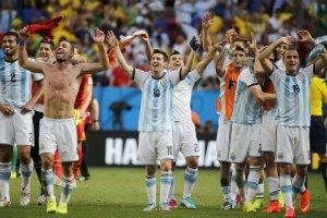 ФІФА оштрафувала Аргентину на 247 тисяч євро