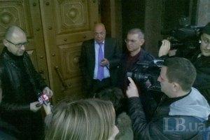 Печерский суд выдал представление на арест Власенко, - Яценюк