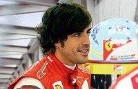 """""""Контужений"""" Алонсо готується до Гран-прі Малайзії"""