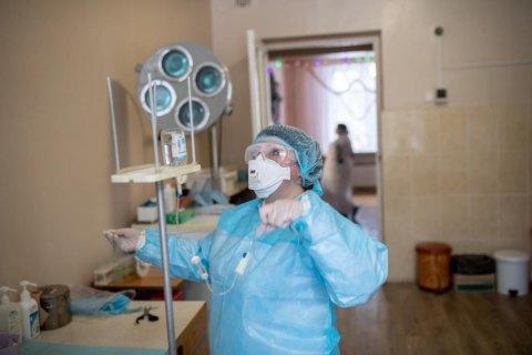 Коронавирусом в Украине заболели еще 5 833 человека