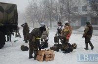 Со Светлодарска и Дебальцево во вторник вывезли 188 человек, - ГСЧС
