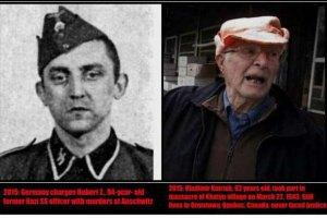 У Канаді помер передбачуваний нацистський злочинець Володимир Катрюк