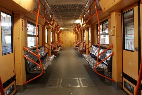 У вагонах київського метро встановлять відеокамери