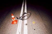 Водитель под наркотиками сбил насмерть велосипедиста вблизи Ивано-Франковска