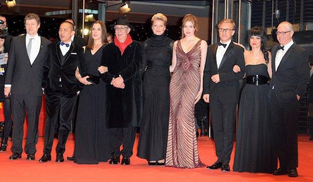 Члены жюри Берлинале-2014