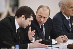 Сурков регулярно відвідував Україну протягом 2013-2014 років