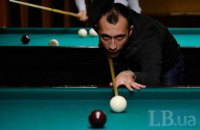 Рада відзначить річницю аварії на ЧАЕС турніром із більярду