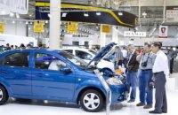 Автопродажи в Украине в 2016 году увеличились на 41%