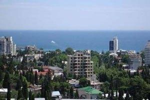 Крымский парламент предлагает установить новые границы Ялты