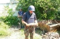 На Дніпропетровщині знешкодили 628 снарядів часів ВВВ