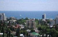 Кримський парламент пропонує встановити нові межі Ялти