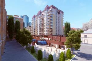 Банк забирает элитный дом в центре Киева за долги