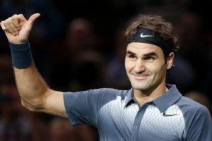 Федерер в рекордный раз отобрался на Итоговый турнир