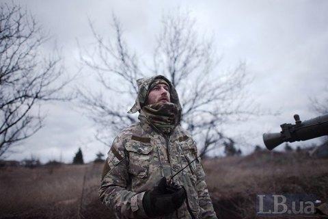 На Донбассе зафиксировано три обстрела, потерь нет