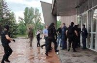 ДФС прийшла з обшуками в міськраду Кривого Рогу