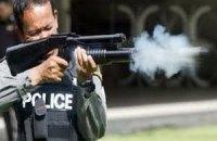 В Испании запретят оружие с резиновыми пулями