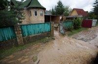 В Ивано-Франковской области из-за затопления эвакуировали жилые дома и больницу с зараженными коронавирусом (обновлено)