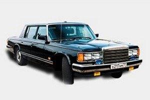 Российские власти пересядут на отечественные автомобили