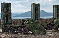 Росія розгорнула четвертий дивізіон С-400 у Криму