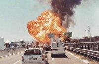 В районе аэропорта Болоньи взорвался грузовик, пострадали более 80 человек, двое погибших (обновлено)