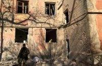 Троє військових отримали поранення в Луганській області в середу