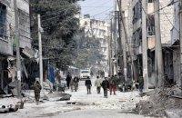 Красный Крест возобновил эвакуацию из восточной части сирийского Алеппо