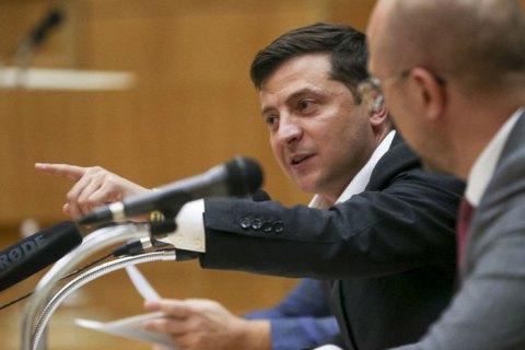 Зеленский объявил выговор двум топ-сотрудникам своего Офиса