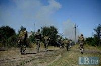 Руководство АТО опровергает заявление боевиков о наступлении