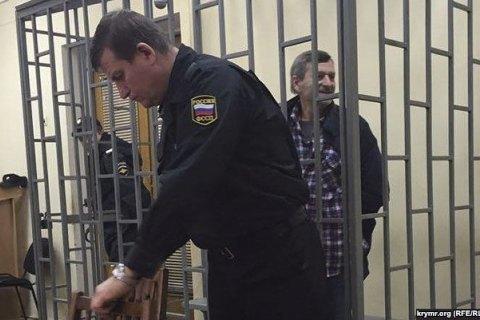 Кримський суд продовжив арешт заступника голови Меджлісу Чийгоза до 5 травня
