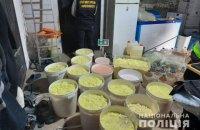 В Днепре изъяли крупнейшую партию амфетамина в истории Украины