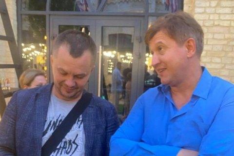 Данилюк на своєму дні народження побився з Миловановим, - ЗМІ