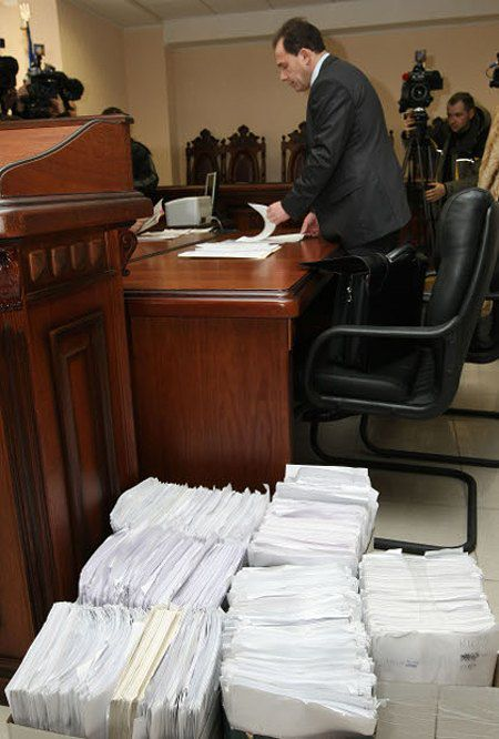 Фомин вел дело Луценко в Европейском суде