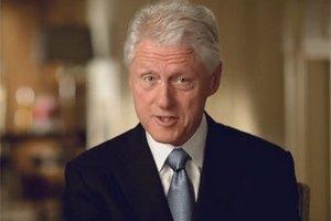 Білл Клінтон сподівається знову працювати у Білому домі