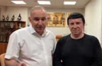 Директор Інституту серця Тодуров заявив, що Кашпіровський вилікував йому спину
