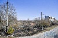 Пожежа в Чорнобильській зоні наближається до Прип'яті