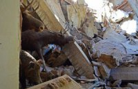В результате артобстрела в Донецке разрушен один из самых больших музеев Украины