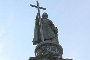 В Киеве отметят День Крещения Руси