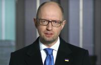 Яценюк: замена одного человека не сделает жизнь в Украине лучше