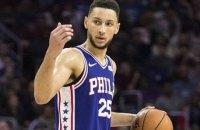 В матче плей-офф НБА баскетболист ударил соперника локтем в пах