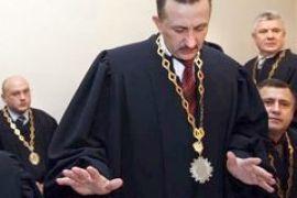ГПУ завершила досудебное следствие по делу экс-судьи Зварыча